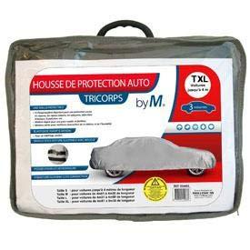 Housse de protection garage polypropylene - Taille XL ADNAuto