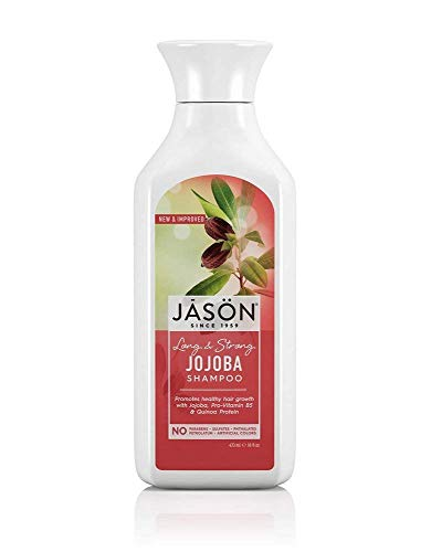 Jason Natural Products - Jason Pure Natural Shampoo Long and Strong Jojoba - 16 fl oz by Jason