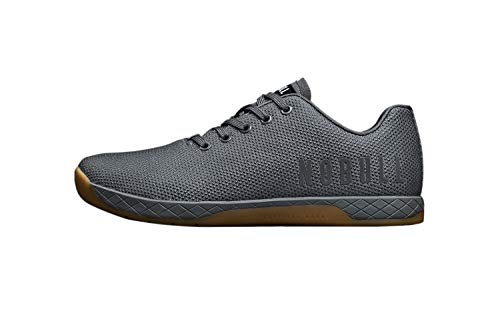 NOBULL Men's Dark Grey Gum Trainer 10.5 US