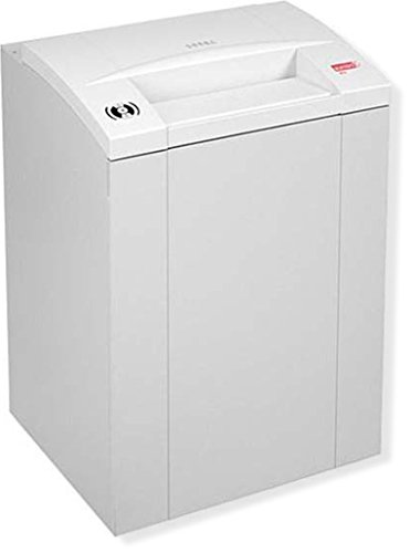 Review Intimus 130CP4 Cross-Cut Office Shredder, 5/32 x 1-27/64 Shred Size, Gray, Lot of 1