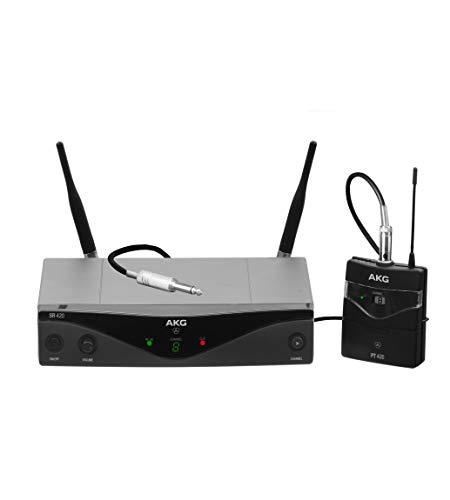 Akg - Wms-420 pt instrument microfono inalambrico petaca banda u1
