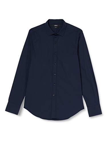 REPLAY M4941d.000.80279a Camisa, Azul (Blue 87), XS para Hombre