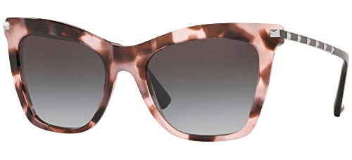 Valentino Gafas de sol VA4061 30508G Gafas de sol Mujer color Rosa gris tamaño de lente 54 mm