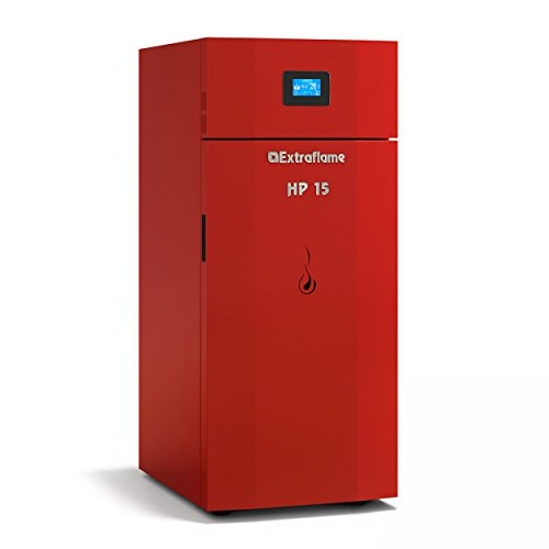Heizkessel und pellet Extraflame HP15 rote [Extraflame]