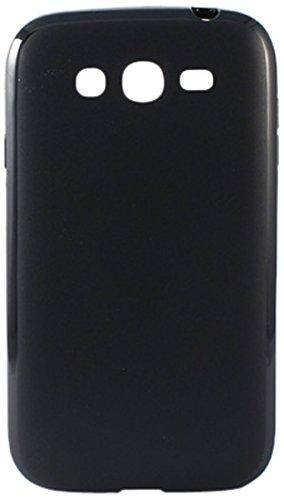 Ksix - Cover Flessibile in TPU per Samsung Galaxy Grand Neo Plus, Nero