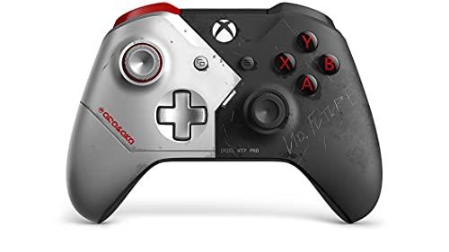 Xbox Controller Wireless Cyberpunk 2077, Edizione Limitata, Tecnologia Bluetooth