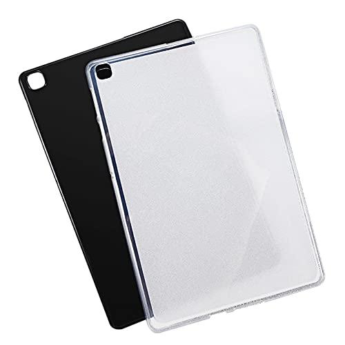 Runtodo Estuche de TPU 2Pcs para Galaxy Tab A7 Lite 2021 8.7Pulgada T220 T225 Estuche para Tableta para Oficina