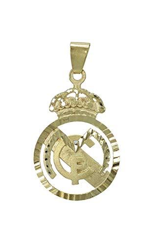 Oro Colgante 18 Kilates Real Madrid
