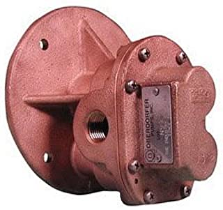 20 ft Maximum Suction Lift 1//2 FNPT Oberdorfer S2071FPN Gear Pump 4 gpm