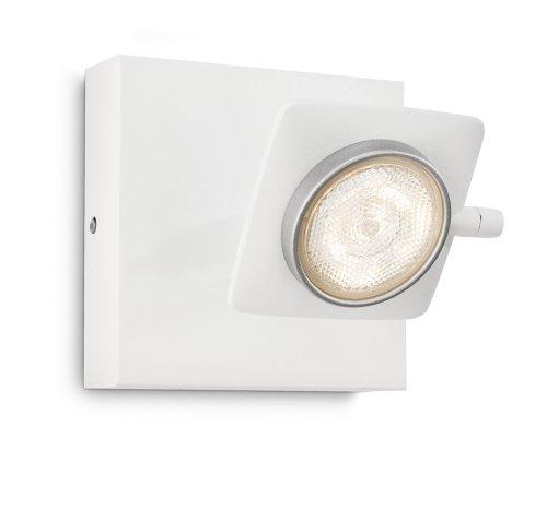 Philips Lighting Ledlamp, metaal, 4,5 W, wit