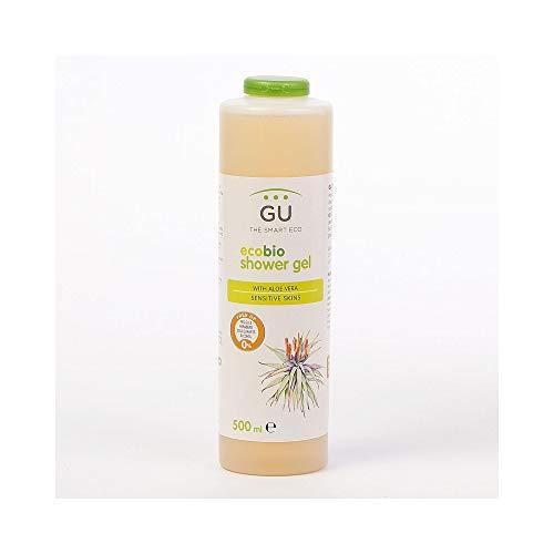 Gel de ducha ecológico -500ml- Aloe Vera y Aceite de Oliva