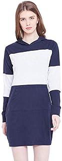 The Dry State Women's Body Con Mini Dress (G3794_Multi-Coloured_X-Large)