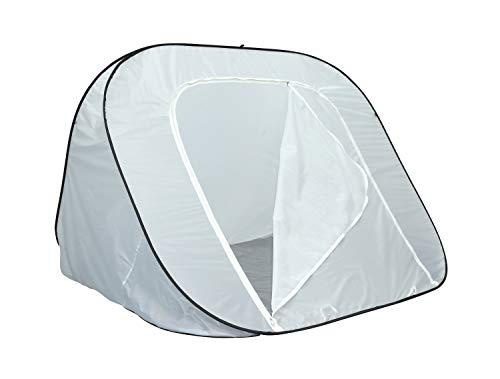 Leisurewize 2 Man Zipped Tent Pop Up Inner for Tents Awnings Caravan Camping Festival Fits a Double Air Bed