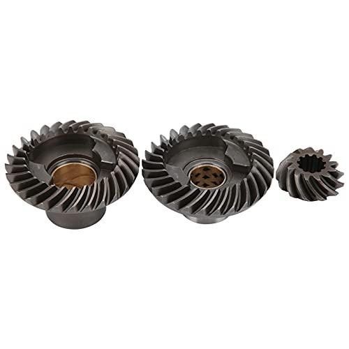 Alomejor Piñón de Engranaje de Motor de Barco T5 3 uds Conjunto de Engranaje de Motor de Barco Engranaje de Repuesto de Motor de Barco Pieza de Repuesto de Motor de Barco