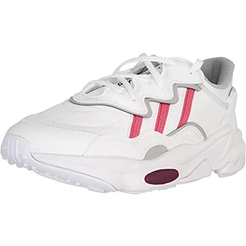 adidas Ozweego - Zapatillas deportivas para mujer, Rosa blanca., 38 EU