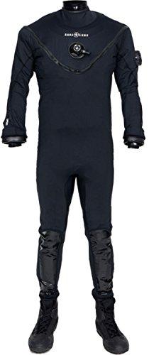 Aqua Lung Fusion Sport Drysuit with Aircore Scuba Diving Dry Suit (LG/XL)