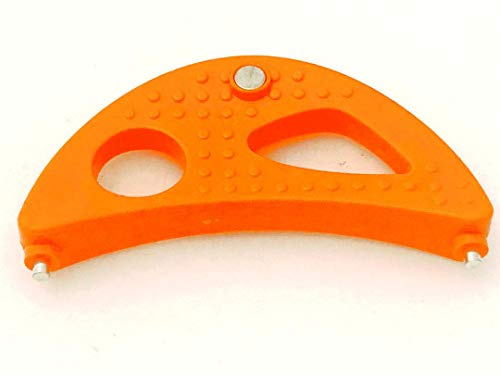 PurrsianKitty Crescent Tool for Jack Lalanne Power Juicer Delux & PRO & Classic - Orange