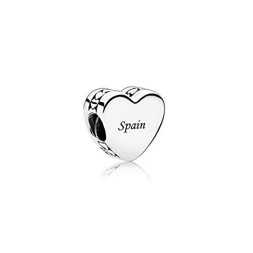 Abalorio Pandora ENG792015-SP Mujer Plata España
