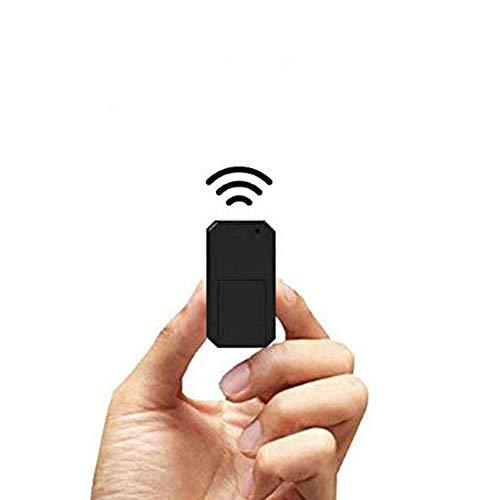 Winnes Mini GPS Tracker TK901 Tracer GPS Mini Localizador Mini Tracker Localizador en tiempo real con aplicación para iOS y Android Anti-pérdida para cartera, documentos, bolsos de mano para niños