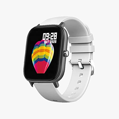 Smartwatch, New P22 , Bluetooth, 8-Sports Modes, Music & Camera Control, Count Your Steps. Best Fitness Watch for Android and iPhone, Fitness Tracker with Heart Rate Monitor.
