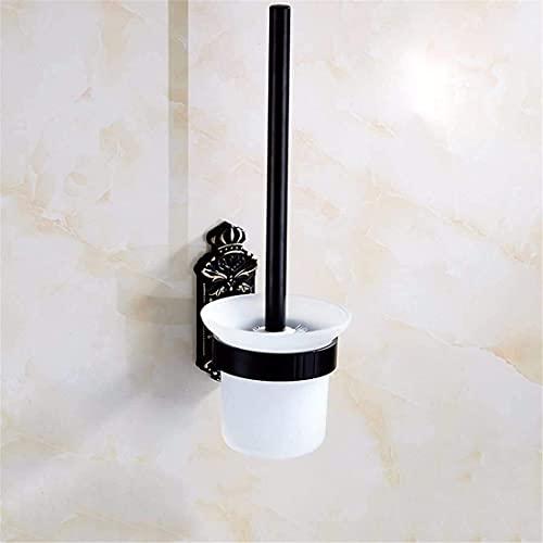 Soporte de Rollo de Inodoro Espacio de Aluminio Montado en la Pared Tenedor de Papel higiénico Accesorio de baño Anillo de Toalla Doble Barra Toalla Cesta de Almacenamiento Soporte de Papel higiénico
