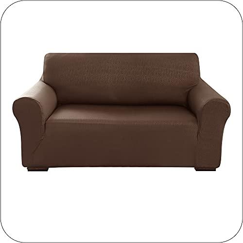 Amazon Brand - Umi Fundas para Sofa 2 Piezas Funda Sofa Mode