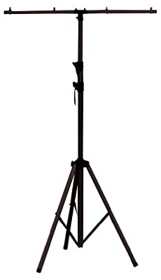 Tbar Lighting Stand, Black