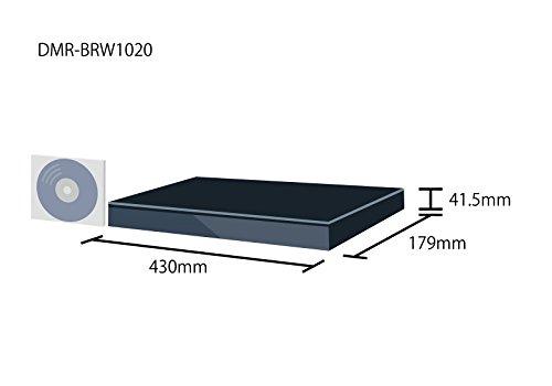 『パナソニック 1TB 2チューナー ブルーレイレコーダー 4Kアップコンバート対応 DIGA DMR-BRW1020』の5枚目の画像