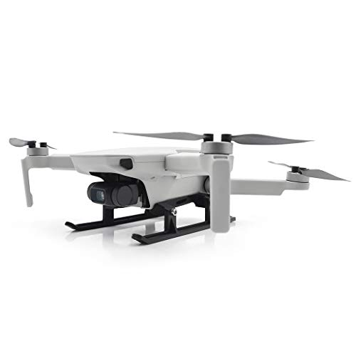 CUEYU Erweiterte Fahrwerk Landefüße für DJI Mavic Mini,Landing Gear Extensions BeinHöhenver Längerungs Schutz Kompatibel mit DJI Mavic Mini Drone