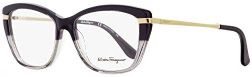 Ferragamo SF2730 Cateye Brillengestelle 53, Mehrfarbig