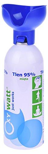 OXYwatt Unisex Adult Mint 95% Oxygen, Pomelo, 0.5 l