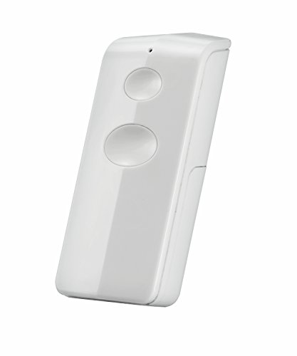 Trust Smart Home Fernsteuerung für Kabelloses Sicherheitssystem, 1 Stück, weiß, 71115