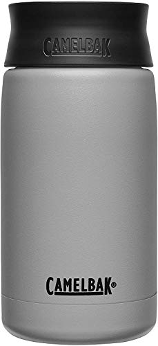 CAMELBAK Unisex– Erwachsene Hot Cap Vacuum Trinkflasche, Stone, 350 ml
