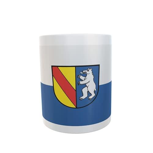 U24 Tasse Kaffeebecher Mug Cup Flagge Bötzingen