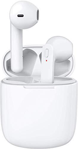 Bluetooth イヤホン ワイヤレスイヤホン ブルートゥース イヤホン Siri対応/AAC対応/左右分離型/ios/Android/windows適用 T12最新バージョン