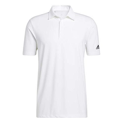 adidas Polo elástico para hombre Golf 2021 Ultimate365 de rendimiento sólido