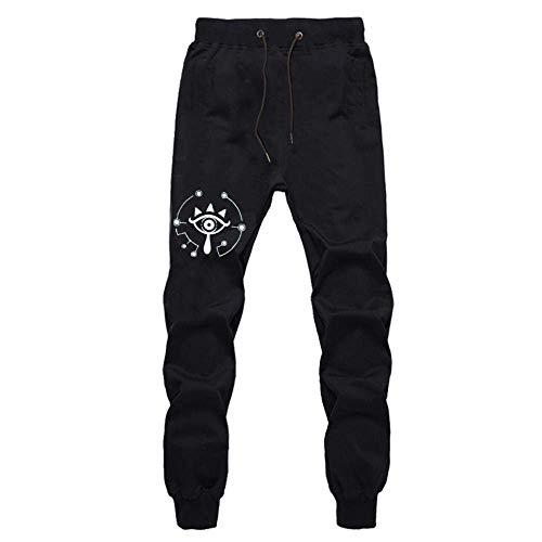 La Leyenda De La Pista Pantalones Pantalones Pantalones De Mode Básicos Deporte Pantalones Largos Pantalones Zelda Para Hombre Animado De Pantalones De Chándal Entrenamiento De La Aptitud Deportes