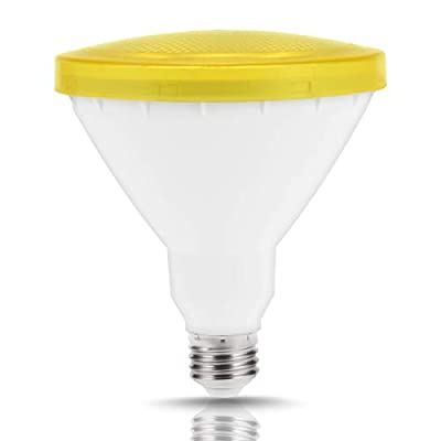 JandCase Color Light Bulb for Home Decoration
