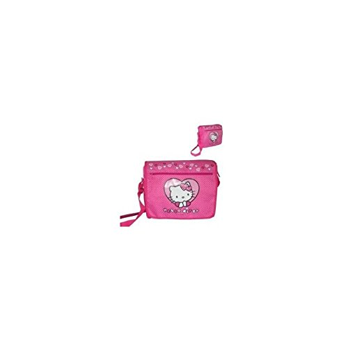 Hello Kitty - SAC BANDOULIERE HELLO KITTY GM dots heart
