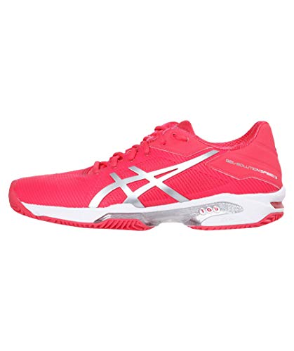 Asics Gel-Solution Speed 3 Clay - Scarpe Tennis Donna - Women's Tennis Shoes (EU 40)