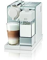 DELONGHI EN560.S NESPRESSO LATTISSIMA ONE + lattissima TOUCH ANIMATION sensitive control panel - Espresso machine - Silver