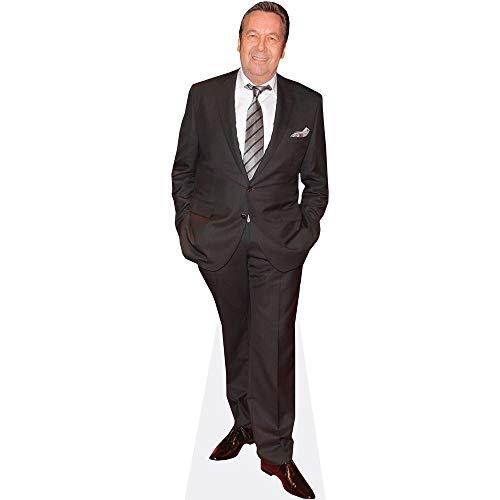 Celebrity Cutouts Roland Kaiser (Suit) Pappaufsteller lebensgross
