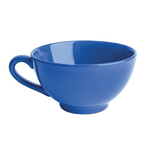 Excelsa Tazza Jumbo Maxi, Ceramica, Azzurro