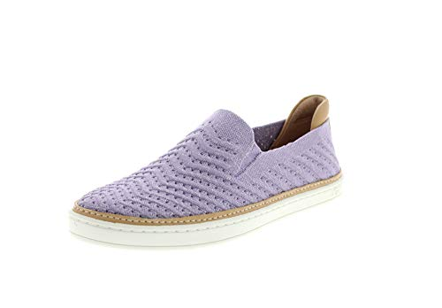 UGG Damen - Sammy Chevron METALLIC 1099827 - Purple Zen, Größe:37 EU