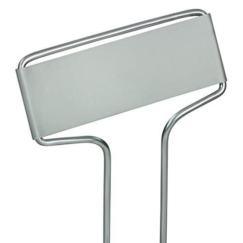GardenMate® 25er Set Pflanzschilder Banner aus Metall