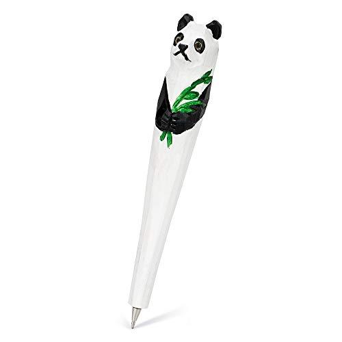 Joe Cool Kugelschreiber Panda aus Holz