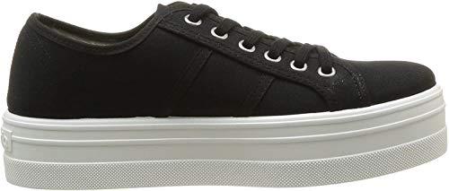 Victoria Blucher Lona, Damen Sneakers, Schwarz (negro), 39 EU