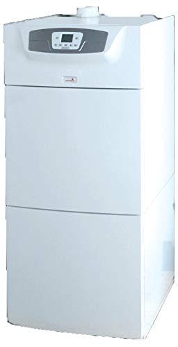 Chaudière au sol gaz à condensation Klista + 24kW HTE GBI/GBVI Classe énergétique A/A Réf 7630886