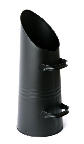 Dario Tools CMB205424 Seau à charbon et à pellets 13 L Noir