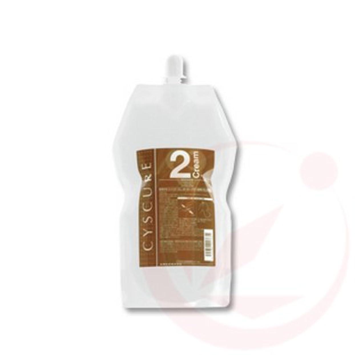 増幅する未来学士タマリス シスキュア2クリーム 1000g (パーマ剤/2剤)